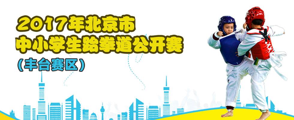 2017北京市中小学生跆拳道公开赛