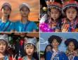 В уезде Моцзян проходит 13-й Китайский международный фестиваль близнецов