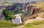 1억년 前 형성된 쿼커쑤 대협곡, 자연의 신비함