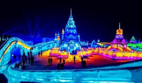 冰雪的乐园