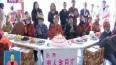"""【网络中国节·中秋】道外区举办""""国旗耀动颂中秋""""文艺汇演"""