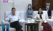 秦恩亭率哈尔滨市政协考察团到深圳交流考察