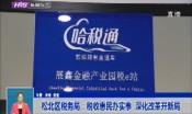 松北区税务局:税收惠民办实事  深化改革开新局