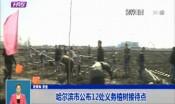 哈尔滨市公布12处义务植树接待点