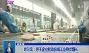 哈尔滨:骨干企业拉动县域工业稳步增长