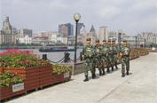 明珠塔下铸忠诚——记武警上海总队执勤第二支队执勤十八中队
